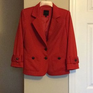The Limited Poppy Red Jacket
